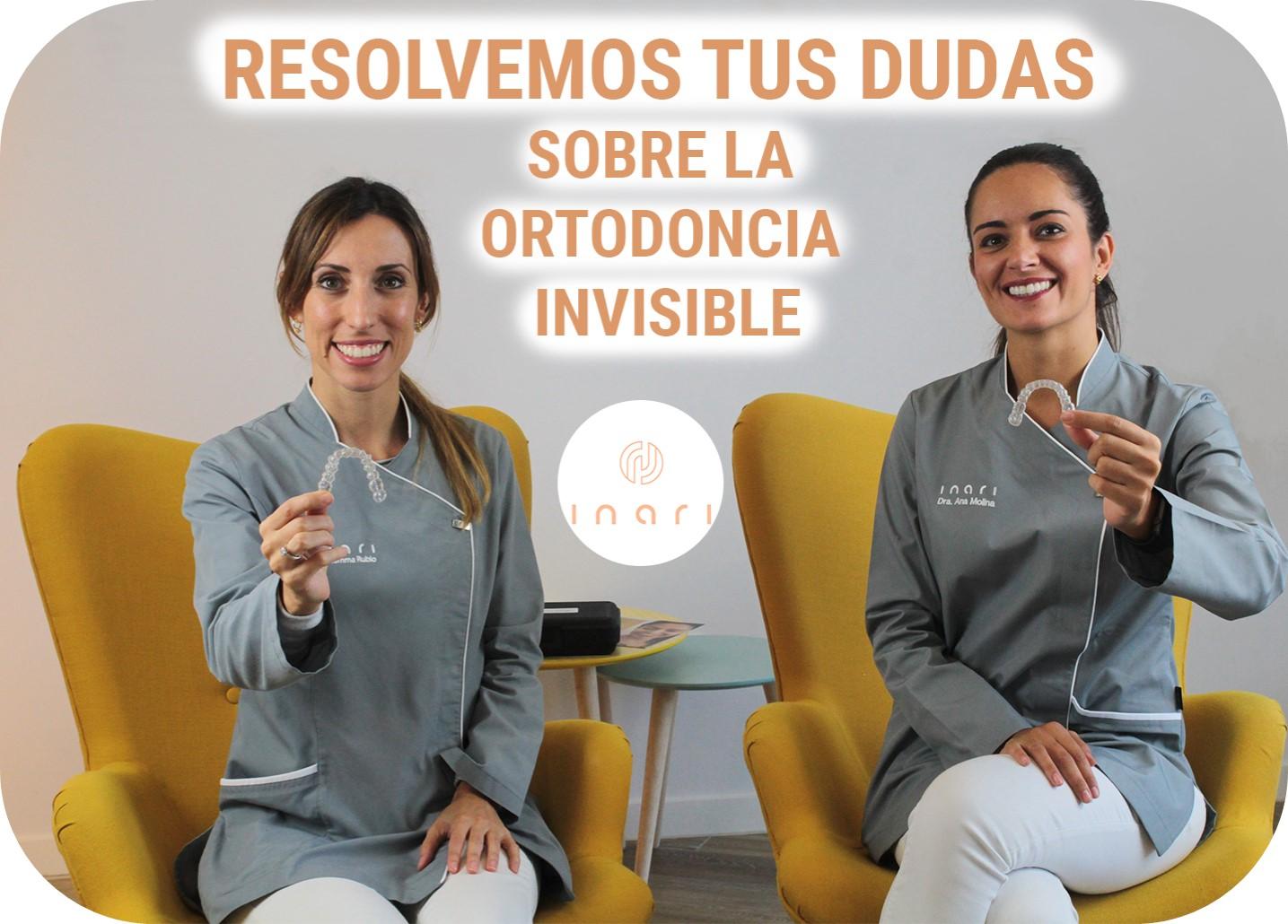 ortodoncia invisble invisalign